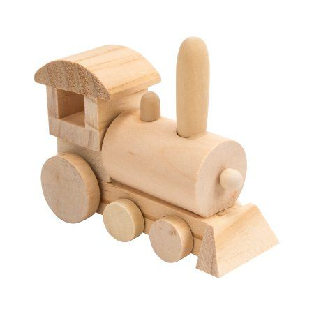 Wooden Train by Horizon Group USA