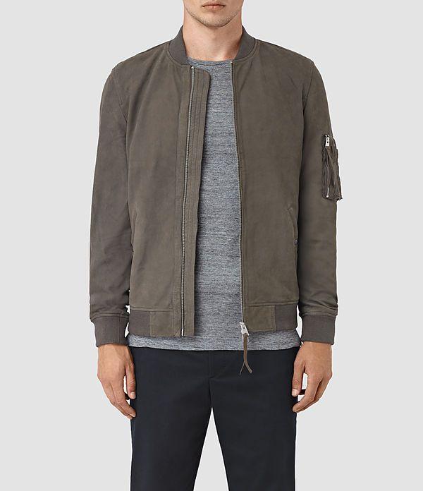 ALLSAINTS UK: Men's bomber jackets, shop now.