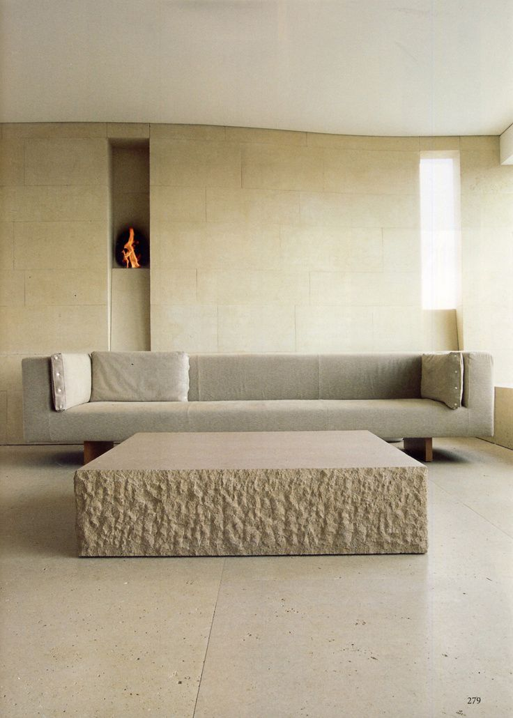 bedroom architecture design. PIN A large stone coffee table  in its unadulterated natural hue blends harmoniously with the rest of furniture this room 1738 best Architecture images on Pinterest General