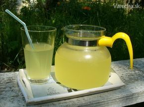 Fantastická bazová limonáda alebo Ako chutí vôňa (fotorecept)