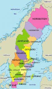 Best Antique Maps Of Scandinavia Images On Pinterest Antique - Sweden road map download
