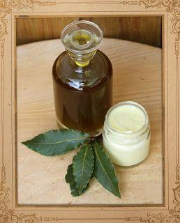 Trockene Hände Olivenöl