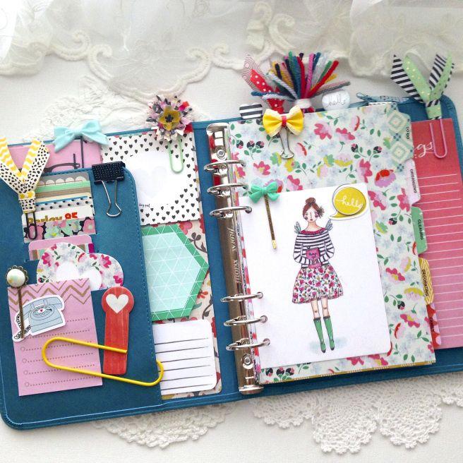 Planner Society Kit Decor