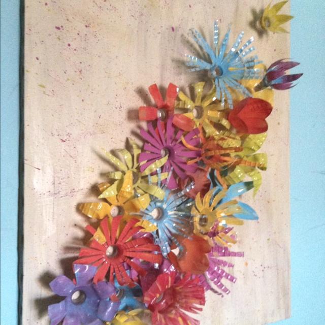 Water Bottle Flowers: 34 Best Images About Watter Bottle Flowers On Pinterest