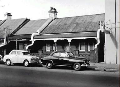 248 Mitchell Road.  1961