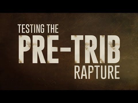 End of Days Series - Testing the Pre-Trib Rapture - intriguing, and listen to the end to hear the discussion about who is really left behind - 96 minutes - YouTube
