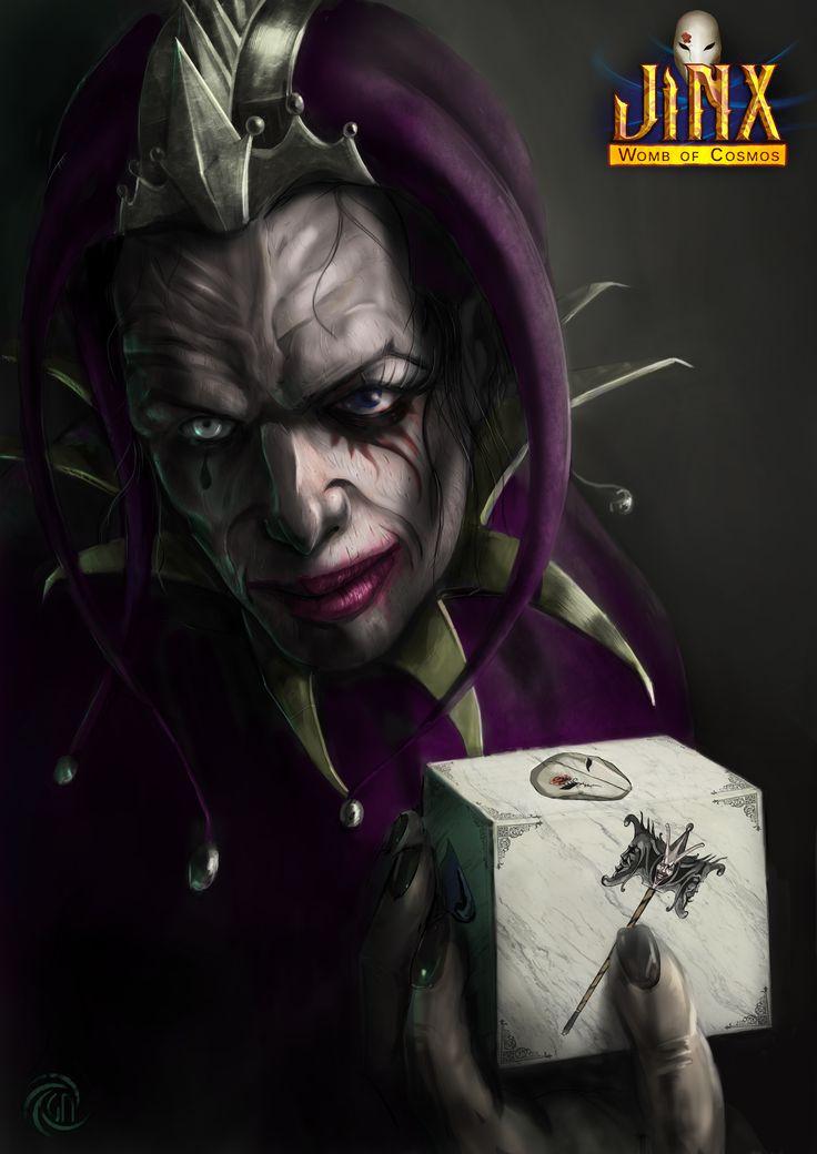 The Jester - God of Mischief