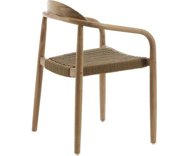 Sedia Con Braccioli Nina In 2020 Chair Armchair Furniture
