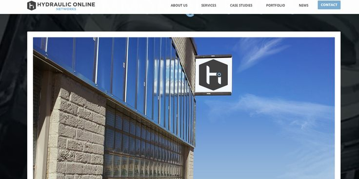 #home for Hydraulic Online. This is our very own!