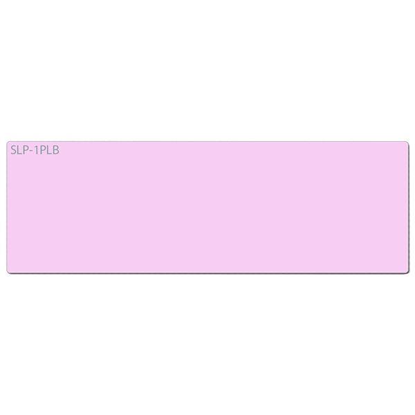 Seiko SLP-1PLB adresetiketten roze     De Seiko SLP-1PLB thermische adresetiketten op rol zijn ideaal voor het adresseren van brieven en pakketten, maar ook voor het labelen van een map of doos. De thermische etiketten zijn geschikt voor het bedrukken met uw Seiko Smart Label Printer. Deze roze etiketten hebben een klein formaat van 28 x 89 mm. De rol bevat 130 etiketten.