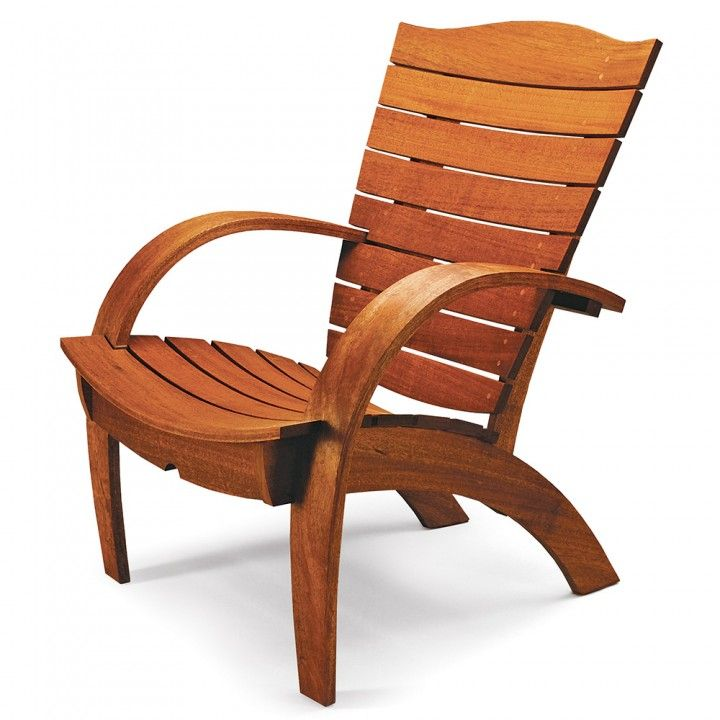 Oltre 1000 idee su chaise exterieur su pinterest sedie for Chaise adirondack rona