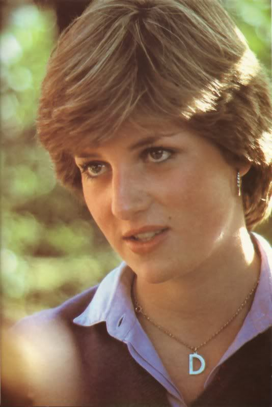 Lady Diana Spencer, 1980 via Michelle Horner's media via photo bucket.