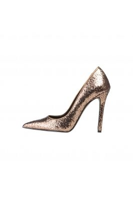 Pantofi pentru femei marca Versace 1969 FLORENTINE bronz