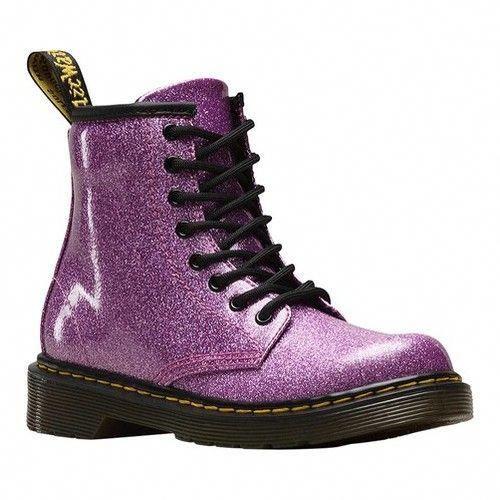 Girls' Dr. Martens 1460 Glitter Boot