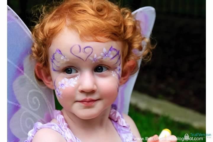 the cul-de-sac: Woodland Fairy Birthday Party