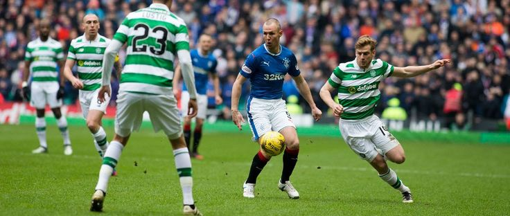 "PICTURE Kenny Miller's two footed lunge at Stuart Armstrong | <a href=""videocelts.com"">videocelts.com</a>"
