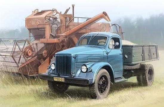 GAZ-51 (USSR) - Peter Pereshivaylov