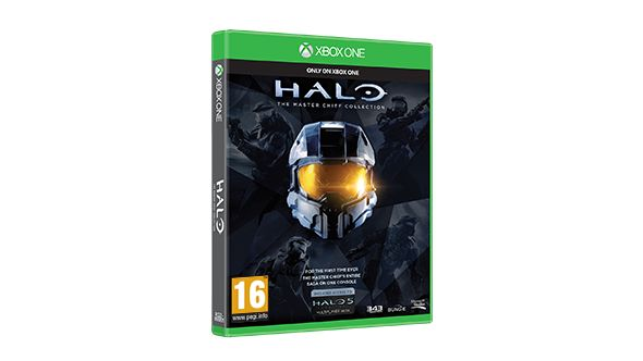 on aime Halo: La collection Master Chief pour Xbox One (Édition Blu-ray)