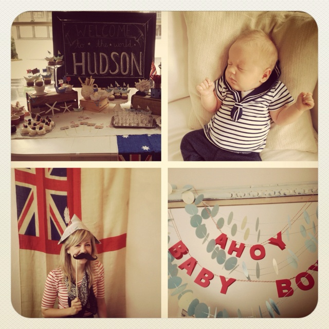 nautical theme baby shower baby shower ideas pinterest photo