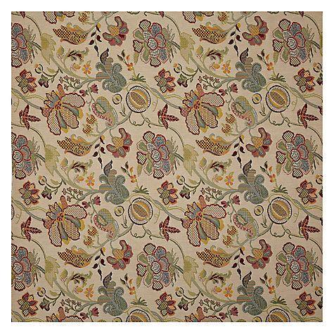 Buy John Lewis Fotheringay Fabric Online at johnlewis.com