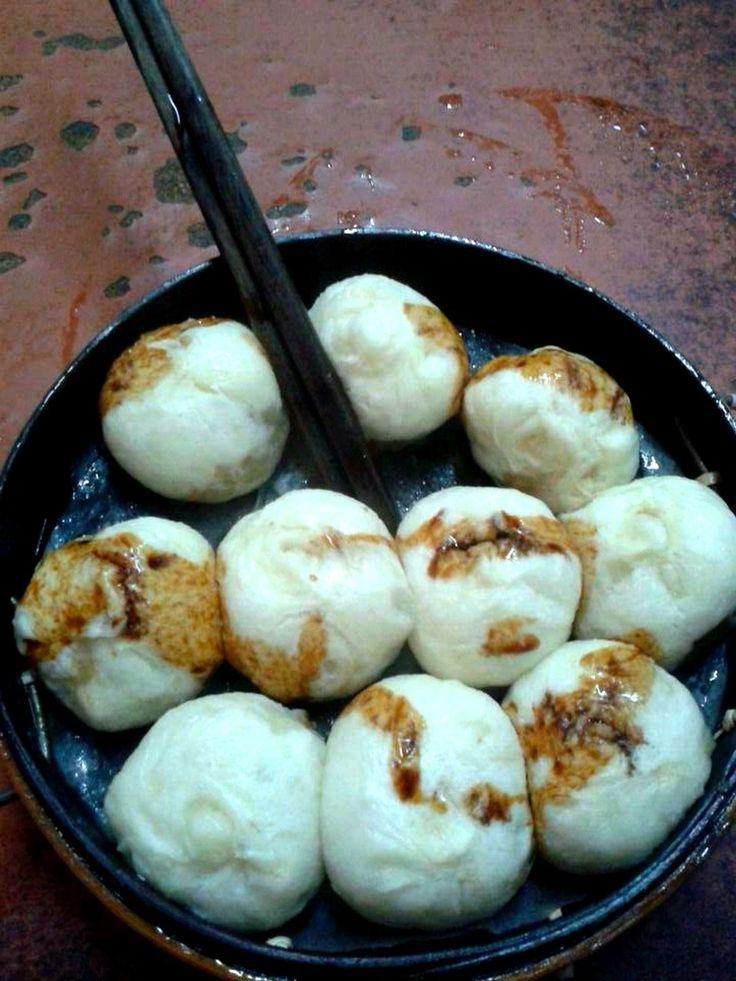 Baozi o 'panini al vapore'