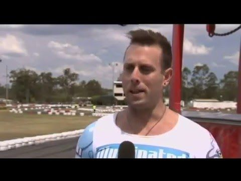 Jay Phoenix Bungee-Jump Record Goes To Aussie - [Collection]