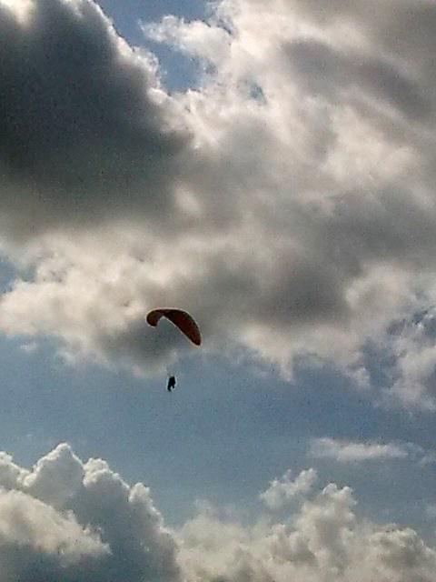 Transalpina,Romania-Skydiving