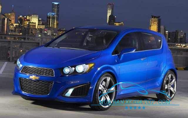 Chevrolet Aveo (thế hệ mới của Gentra trước đây) đồng loạt giảm 30 triệu đồng