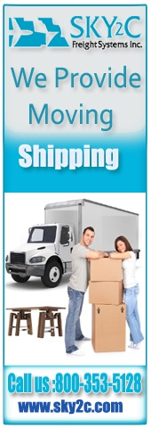 Sky 2 C Freight Services provide timely and dependable #trucking service to and from all points in #Canada and the United States, #India, #Singapore at affordable rates. http://www.sky2c.com/
