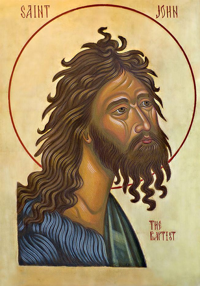St. John the Baptist (9x12)