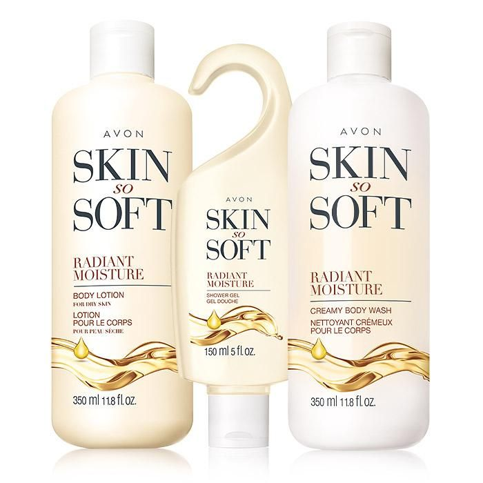 Radiant Moisture with argan oil featuring a peony and musk scent.A $10 value, this trio includes: • Shower Gel - 5 fl. oz. $6 value• Creamy Body Wash - 11.8 fl. oz. $8 value• Body Lotion - 11.8 fl. oz. $8 value