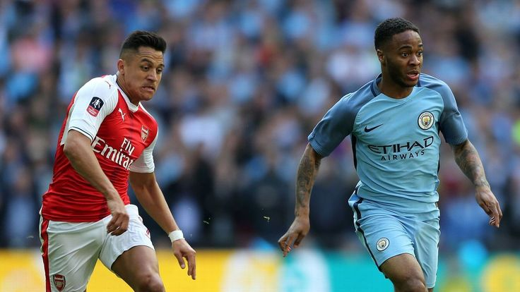 Man City to offer Raheem Sterling, cash for Alexis Sanchez - sources