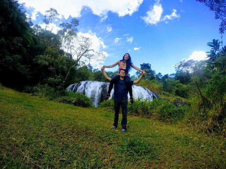 Cachoeira da Serra - Cajuru - SP 🇧🇷