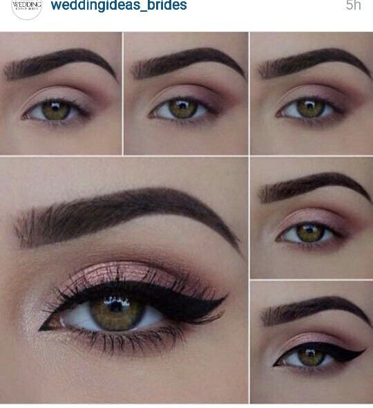 Neutral pink with wing