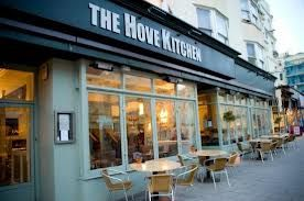 The Hove Kitchen (restaurant & cocktail bar) 102-105 Western Road, Hove, East Sussex, BN3 1FA