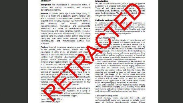 Misdeeds, Not Mistakes, Behind Most Scientific Retractions | WFUV Radio