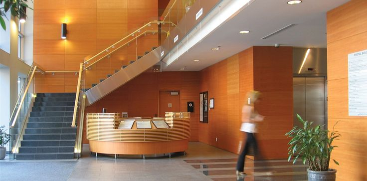 Pivotal Software Corporate Headquarters | Vancouver | office lobby