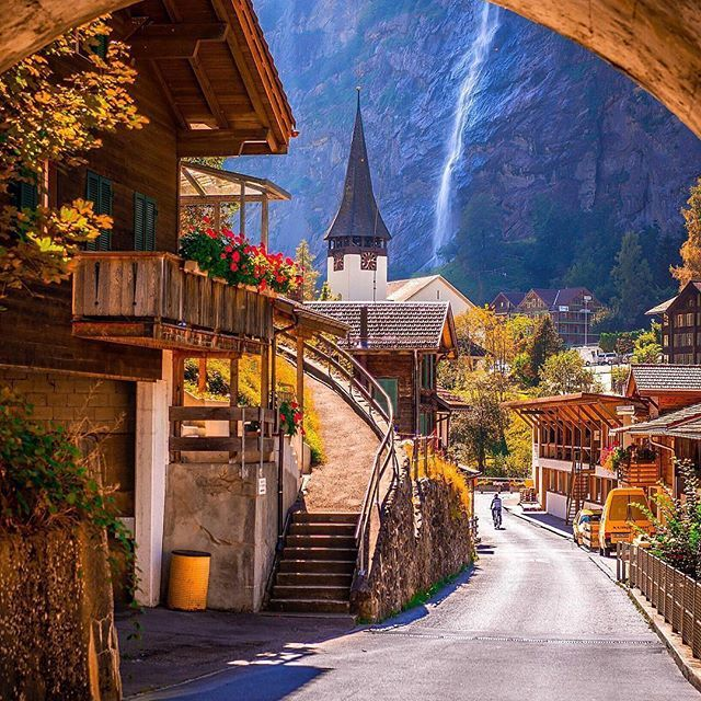 Lauterbrunnen Switzerland Photography By Christophe Cosset Christofs70 Earthofficial
