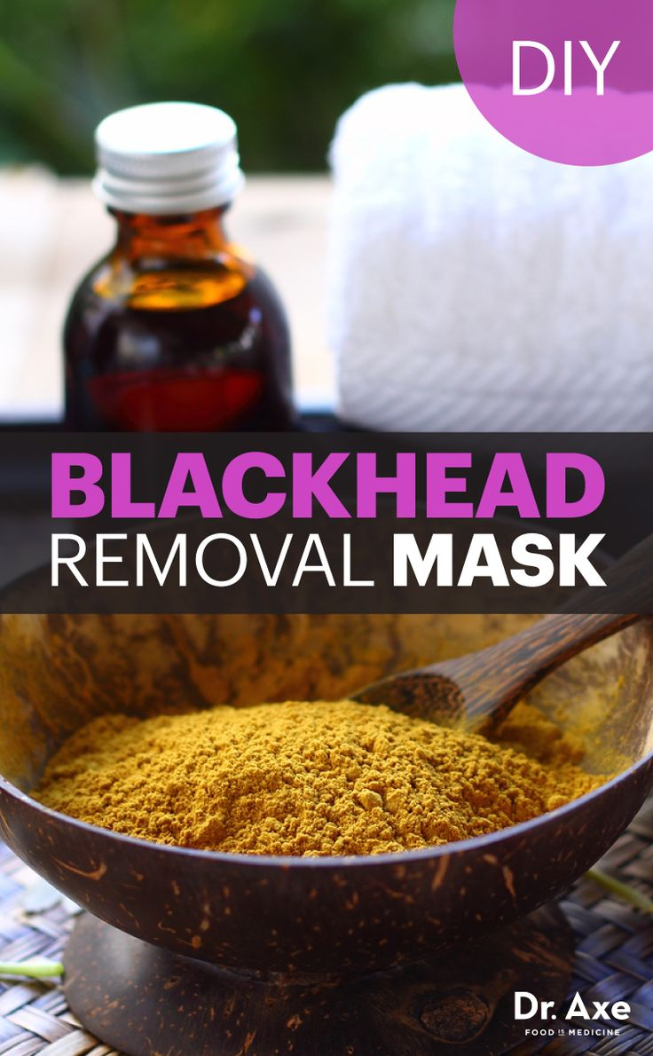 Blackheads are usually found on the nose, sides of the nose and the cheek area of the face. While these little guys can be annoying, they can be removed using this super easy DIY blackhead removal mask recipe.