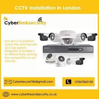 CCTV Installation London: CCTV Companies London- CCTV Installers London