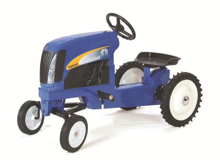 New Holland Tractor Pedals : Best images about pedal tractors on pinterest john