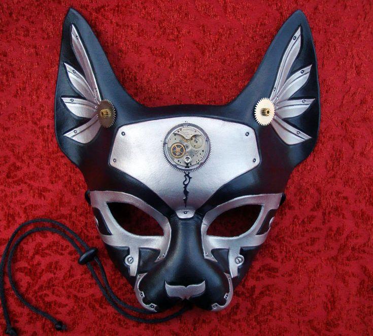 Industrial Bast Mask V11 by merimask on deviantART