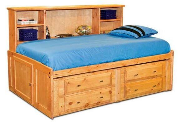 10 best ideas about captains bed on pinterest diy queen for Captains bed