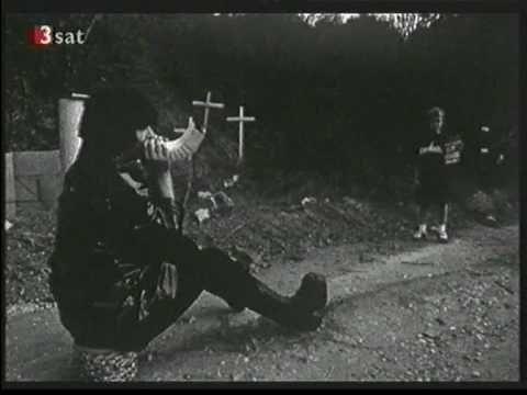 Nina Hagen - 3 Totensteine an der Bergstraße - auf sächsisch - YouTube