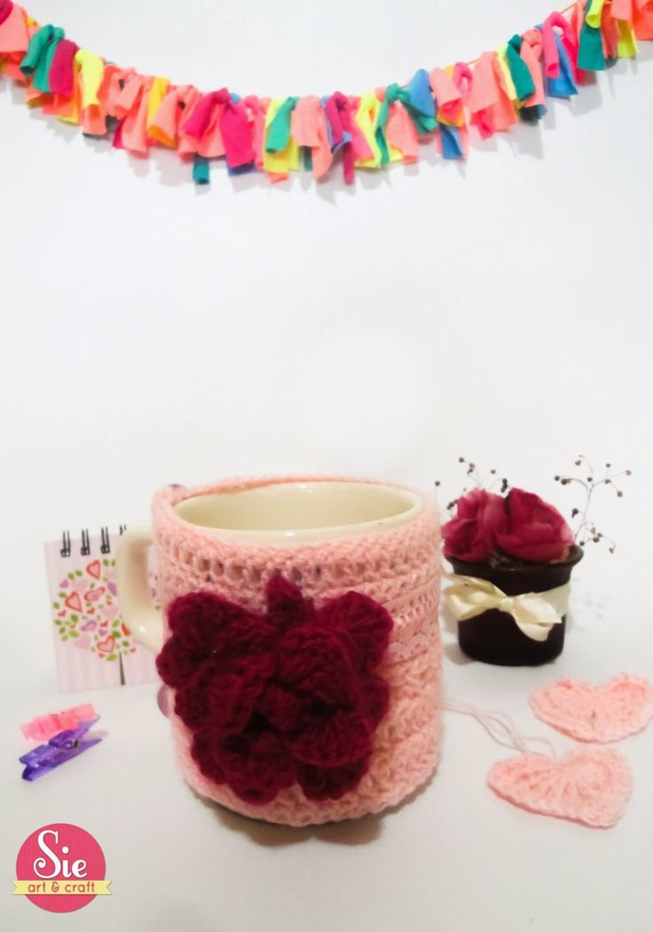 Flower cup ♥