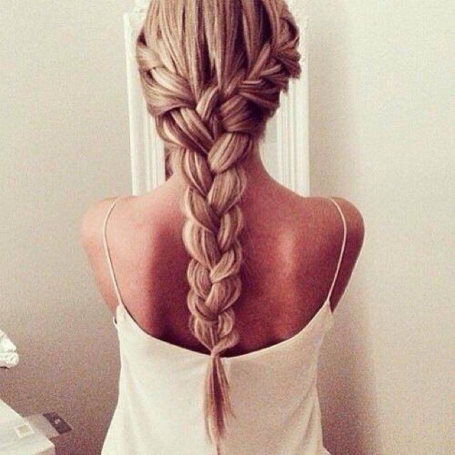 perfect loose braid