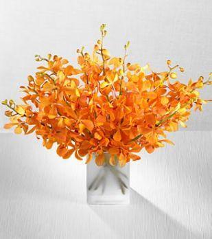 orange wedding centerpieces - Google Search