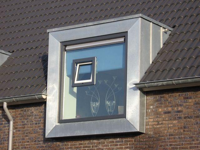 Dakkapel zink - een raam in een raam!