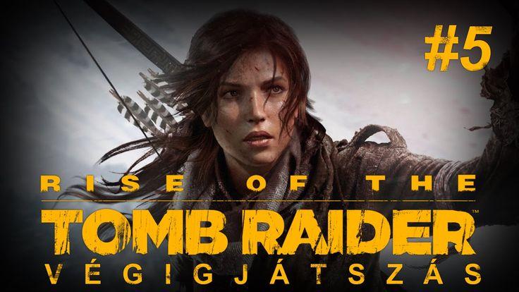 Rise of the Tomb Raider - Végigjátszás #5 - Survivor