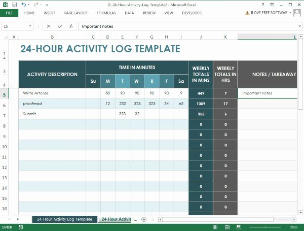 Work Hours Log Sheet Fresh 10 Free Time Tracking Spreadsheet To Track Classroom Newsletter Template Free Classroom Newsletter Template Newsletter Template Free